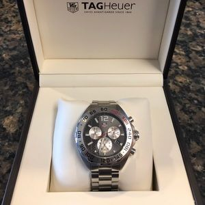 Indy 500 Tag Heuer